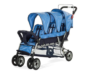 Child Craft Sport Multi-Child Triple Stroller