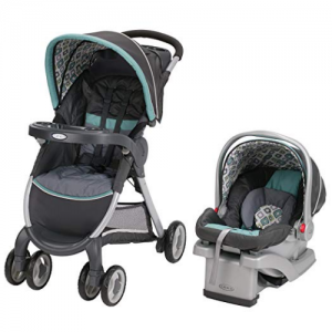Graco FastAction Fold Travel System